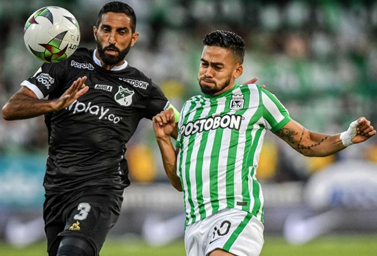 Atlético Nacional, Copa BetPlay 2021, Deportivo Cali