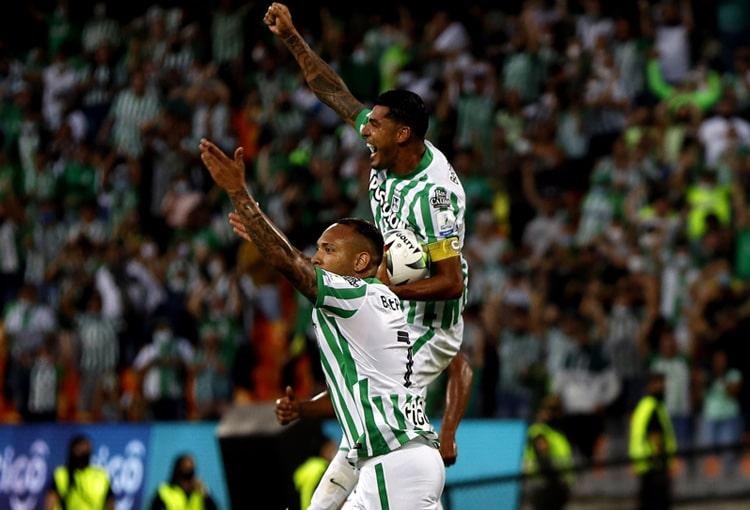 Atlético Nacional, Copa BetPlay 2021, semifinales, Deportivo Cali, América de Cali