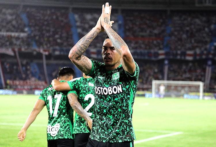 Atlético Nacional, Jonatan Álvez, fichajes Atlético Nacional 2022-I