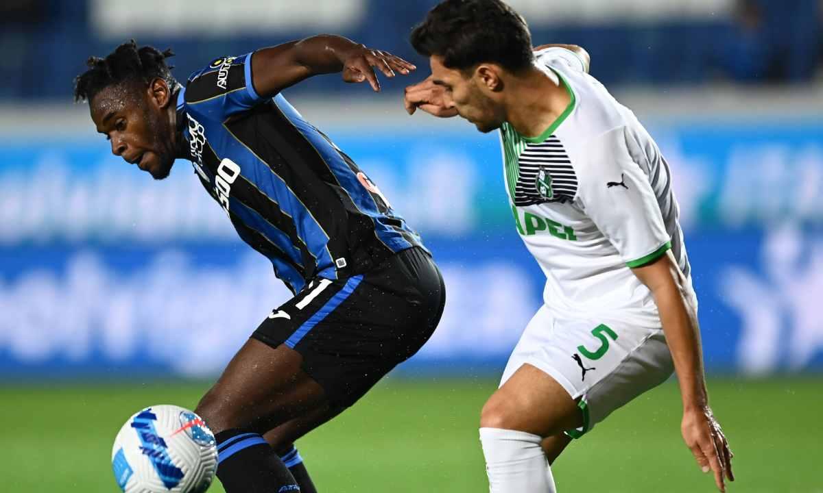 Con asistencia de Duván Zapata, Atalanta volvió a ganar en la Serie A