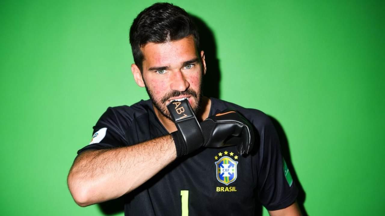 Convocatoria de Brasil para enfrentar a la Selección Colombia