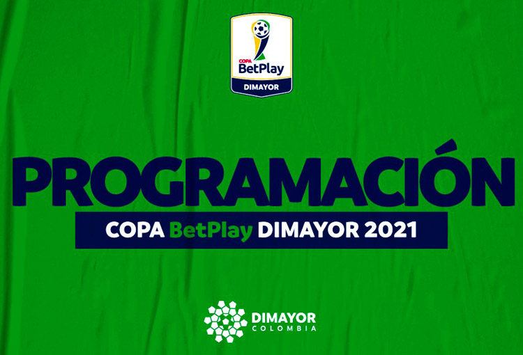 Copa BetPlay 2021, cuartos de final, programación