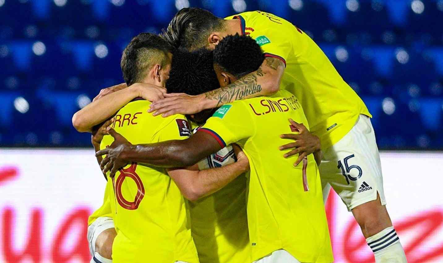 Las cuentas de la Selección Colombia si le gana a Chile en Eliminatorias
