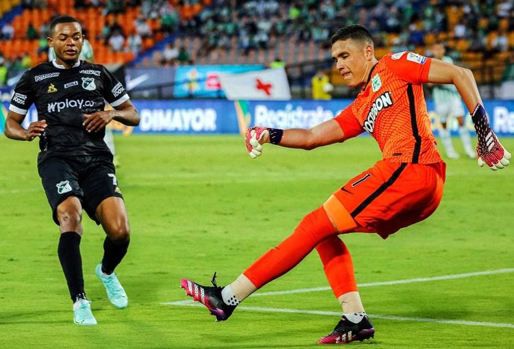 Deportes Tolima, Deportivo Cali, Atlético Nacional, Deportivo Pereira, Copa BetPlay 2021