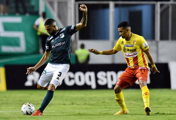 Deportivo Cali, Deportivo Pereira, Liga BetPlay 2021-II, ficha técnica