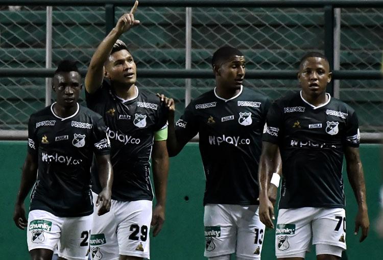 Deportivo Cali, Deportivo Pereira, Liga BetPlay 2021-II, tabla de posiciones