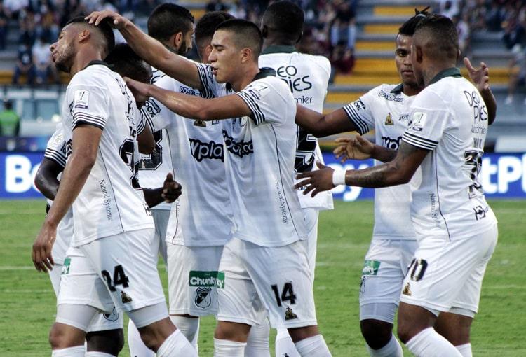 Deportivo Cali, Deportivo Pereira, Liga BetPlay 2021-II, titular