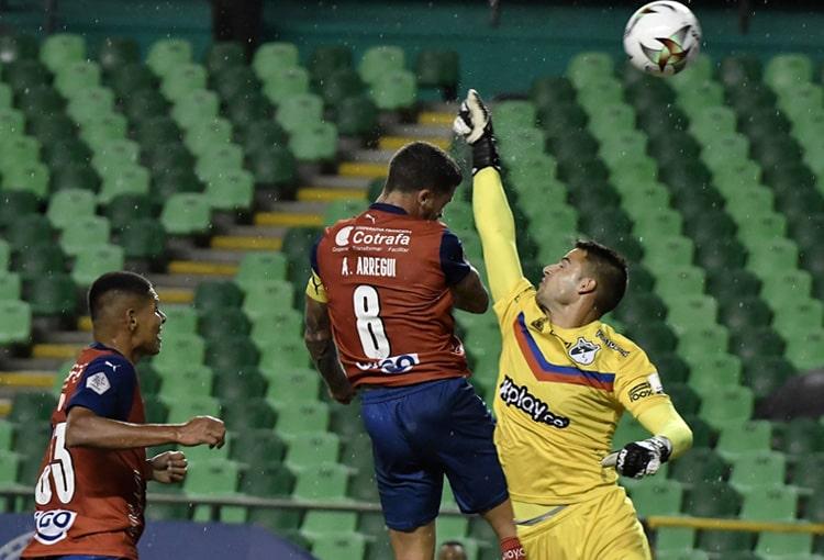 Deportivo Independiente Medellín, DIM, DaleRojo, Copa BetPlay 2021, Deportivo Cali, titulares