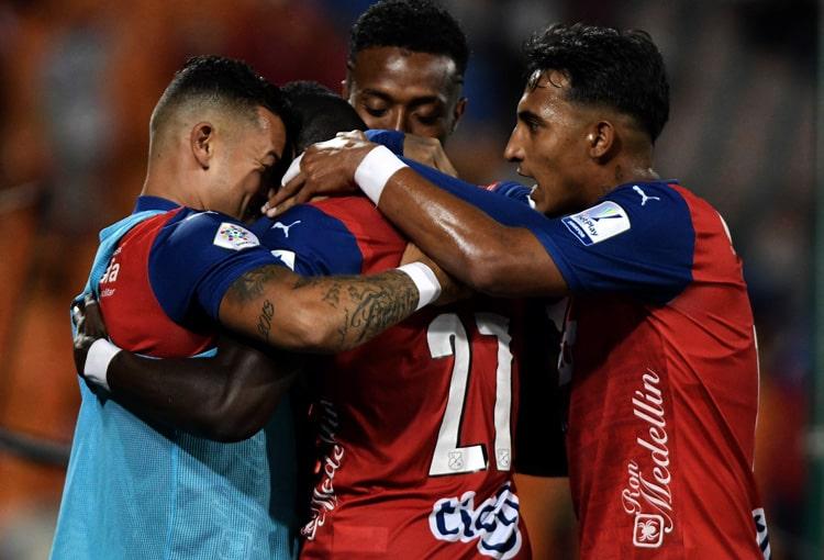 Deportivo Independiente Medellín, DIM, DaleRojo, Liga BetPlay 2021-II, Deportes Quindío