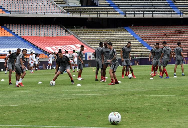 Deportivo Independiente Medellín, DIM, DaleRojo, Liga BetPlay 2021-II, Jaguares de Córdoba, convocados