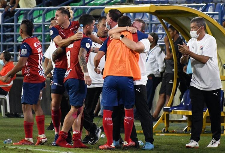 Deportivo Independiente Medellín, DIM, DaleRojo, Liga BetPlay 2021-II, Once Caldas, programación