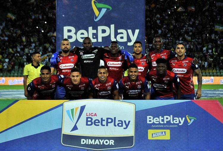 Deportivo Independiente Medellín, DIM, DaleRojo, Liga BetPlay 2021-II, Yesid Díaz, Deportes Quindío
