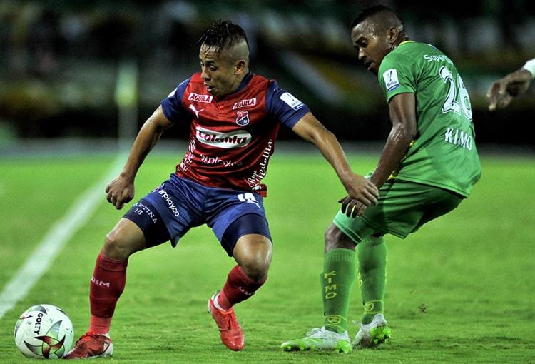 Deportivo Independiente Medellín, DIM, DaleRojo, Liga BetPlay 2021-II, rivales