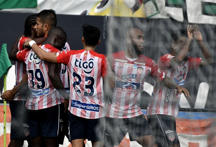 Deportivo Pereira, Junior FC, Copa Colombia 2021, titulares