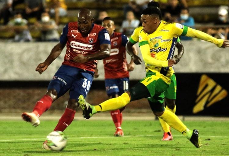 Diego Herazo, Deportivo Independiente Medellín, DIM, DaleRojo, fichajes DIM 2021-II, fútbol asiático