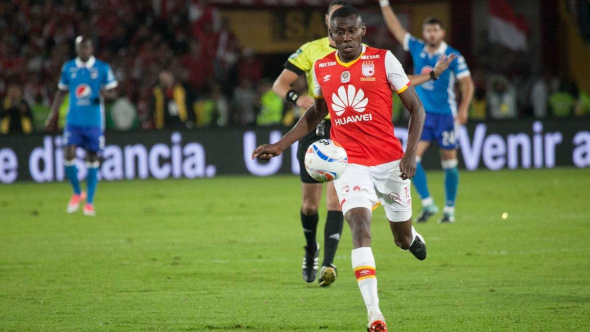 Héctor Urrego y su nuevo equipo en el fútbol colombiano