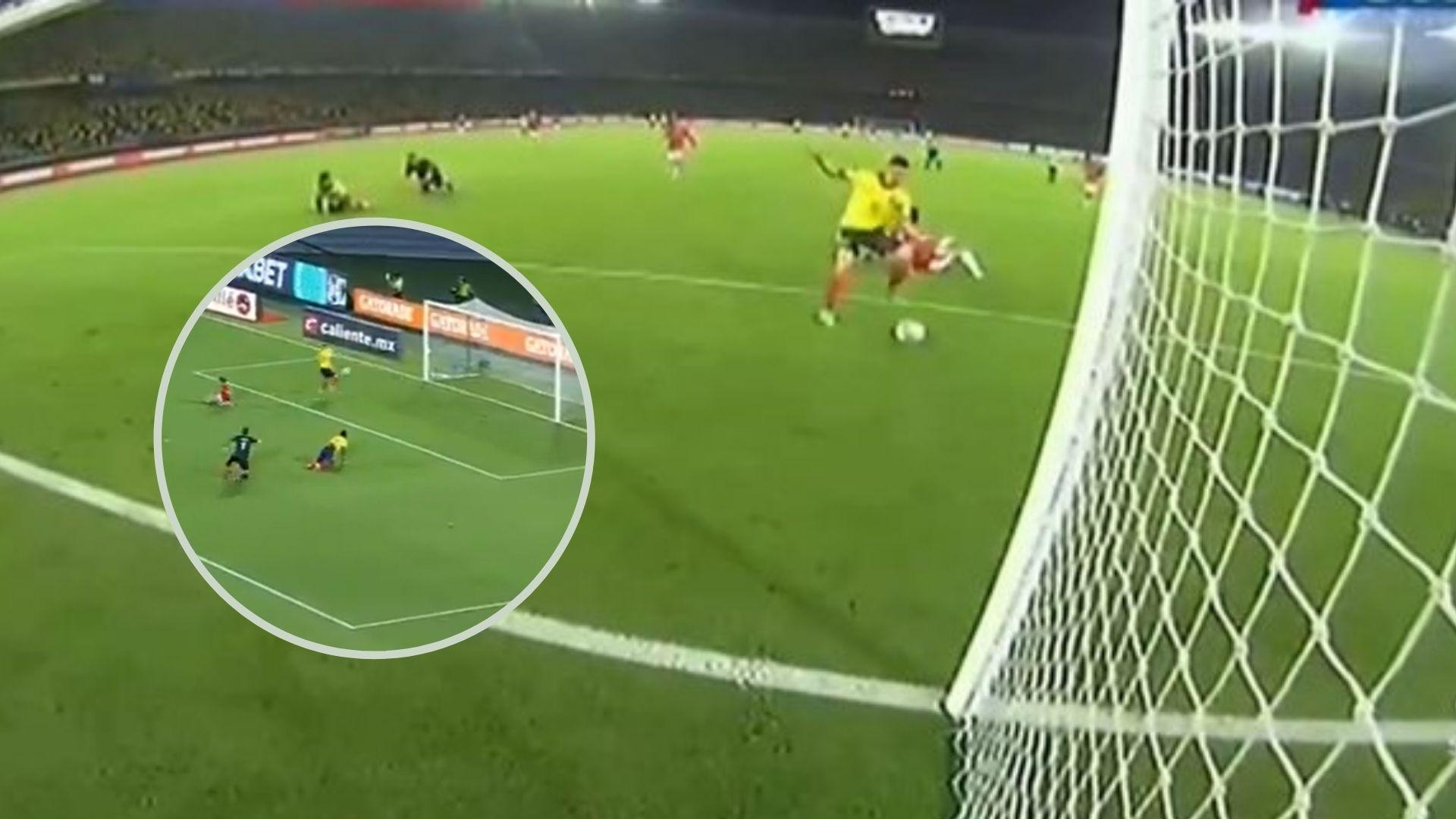 De no creer: ¡El gol que desperdició Rafael Santos Borré!