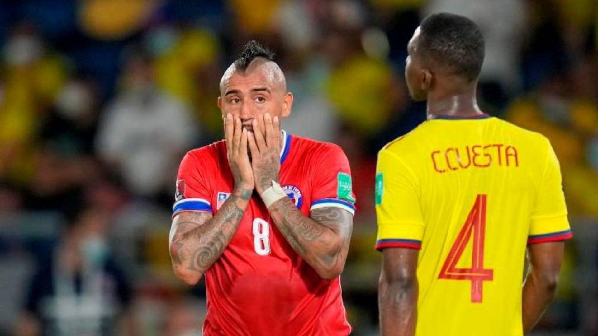 Carlos Cuesta y lo que dijo tras su debut con la Selección Colombia