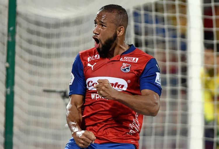 Edwar López, Deportivo Independiente Medellín, DIM, DaleRojo, Liga BetPlay 2021-II, Atlético Bucaramanga