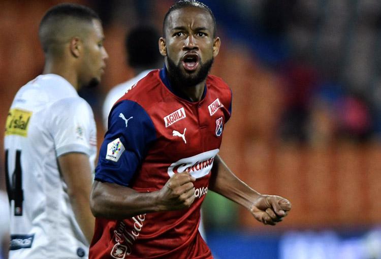 Edwar López, Deportivo Independiente Medellín, DIM, DaleRojo, Liga BetPlay 2021-II, Deportes Quindío