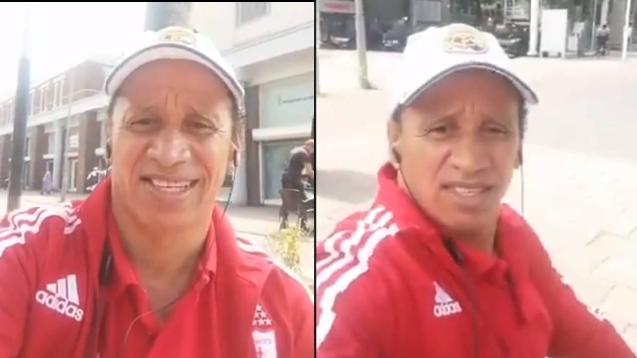 El conmovedor video de Anthony de Ávila antes de su captura