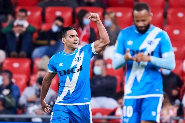 Así planeó Falcao su gol contra el Athletic: lo que le dijo a su compañero