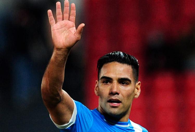 """DT del Rayo Vallecano: """"Falcao es una figura positiva para todos. Lo respetan mucho"""""""