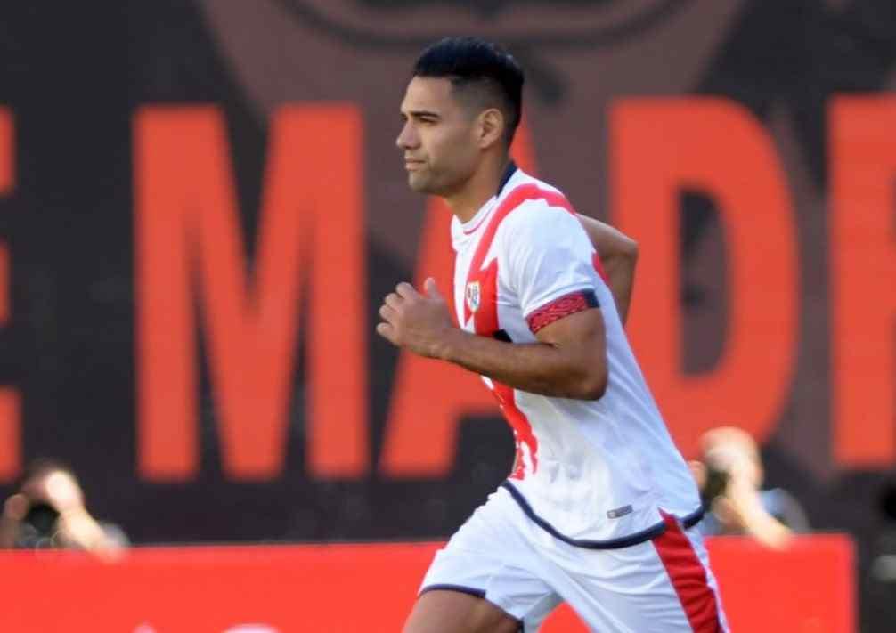 """Radamel Falcao García: """"El fútbol español me favorece mucho"""""""
