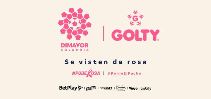 #PodeRosa Dimayor