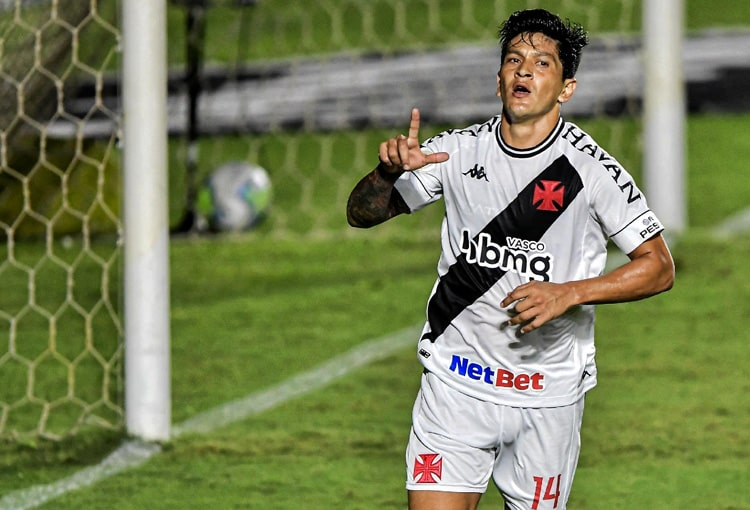 Germán Cano, DIM, Deportivo Independiente Medellín, ex-Medellín, ex-DIM, DaleRojo, Vasco da Gama, CRB