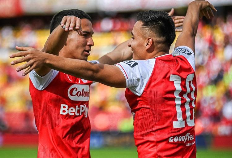 Independiente Santa Fe, Deportes Tolima, Liga BetPlay 2021-II