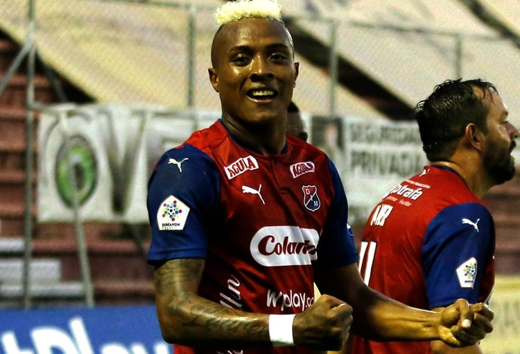 Jaen Pineda, Deportivo Independiente Medellín, DIM, DaleRojo, fichajes DIM 2022-I