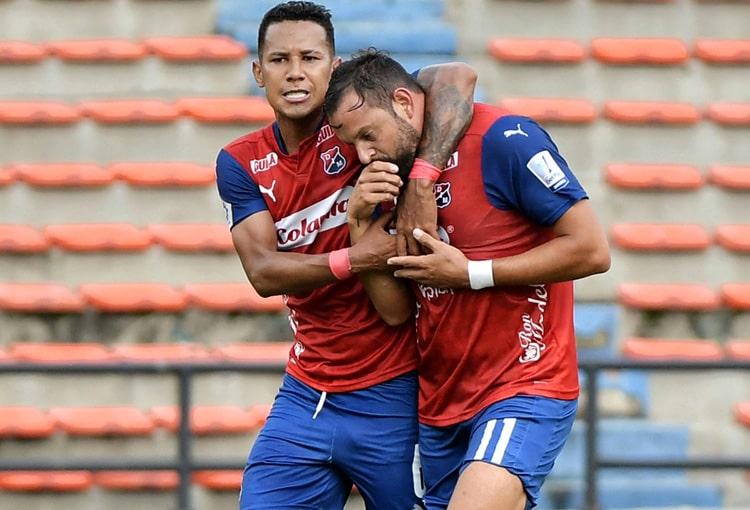 James Sánchez, Deportivo Independiente Medellín, DIM, DaleRojo, ex-Medellín, ex-DIM, Alianza Petrolera