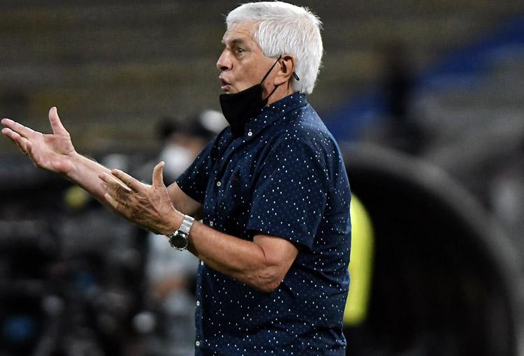Julio Comesaña, Deportivo Independiente Medellín, DIM, DaleRojo, Liga BetPlay 2021-II, Once Caldas, crítica
