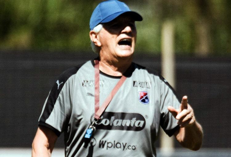 Julio Comesaña, Deportivo Independiente Medellín, DIM, DaleRojo, Liga BetPlay 2021-II, Once Caldas