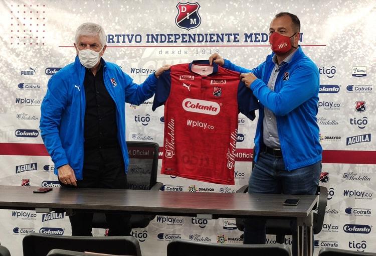 Julio Comesaña, Deportivo Independiente Medellín, DIM, DaleRojo, Liga BetPlay 2021-II, encuesta