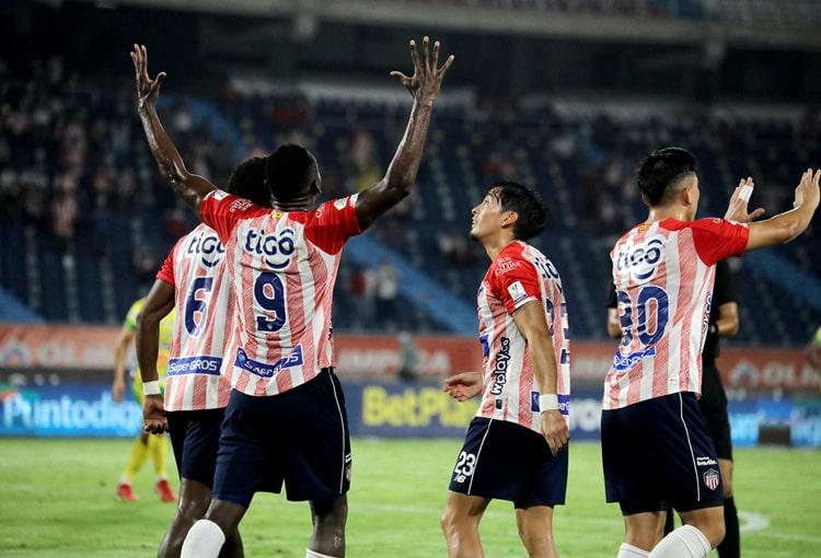Junior FC, Águilas Doradas, Liga BetPlay 2021-II, convocados