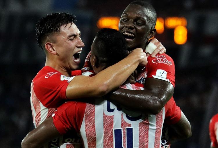 Junior FC, Liga BetPlay 2021-II, Águilas Doradas