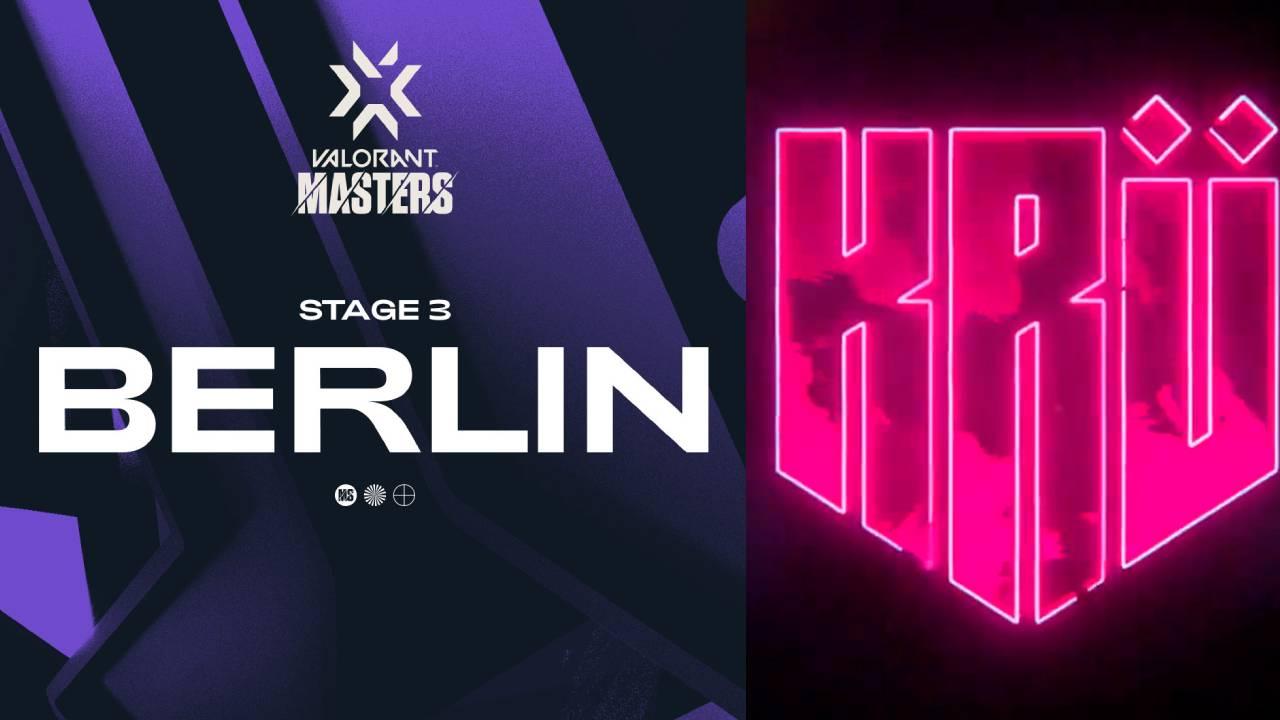 Krü Esports debuta este viernes en el Máster de Berlín