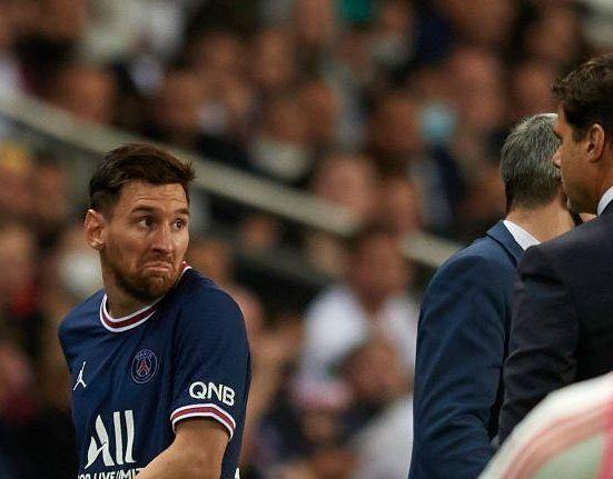 Lionel Messi: del enojo con Pochettino a la lesión que lo sacará del próximo partido del PSG