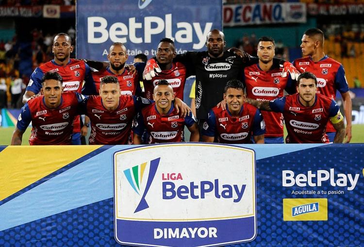 Leiton Jiménez, Deportivo Independiente Medellín, DIM, Once Caldas, Deportes Quindío, Liga BetPlay 2021-II