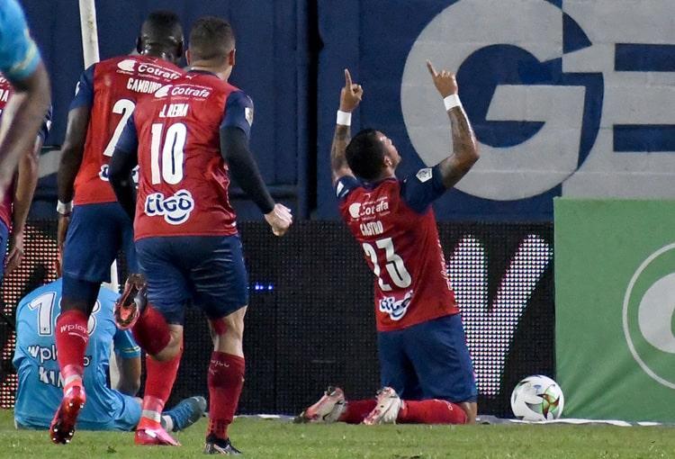 Leonardo Castro, Deportivo Independiente Medellín, DIM, DaleRojo, Liga BetPlay 2021-II, Jaguares de Córdoba