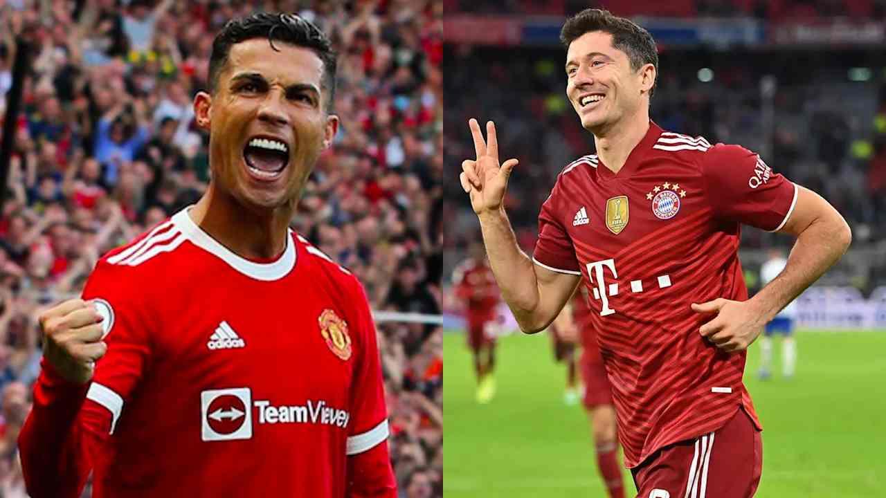 Lewandowski sobre Cristiano los mejores jugadores de FIFA 22