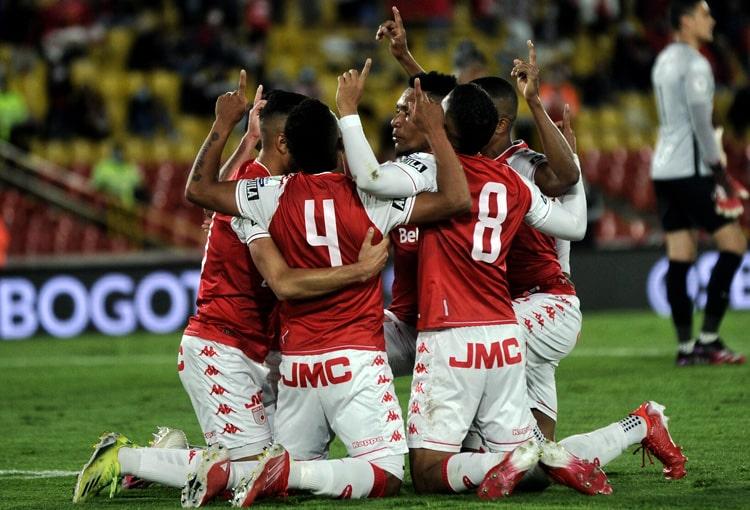 Liga BetPlay 2021-II, Independiente Santa Fe, Alianza Petrolera, formación