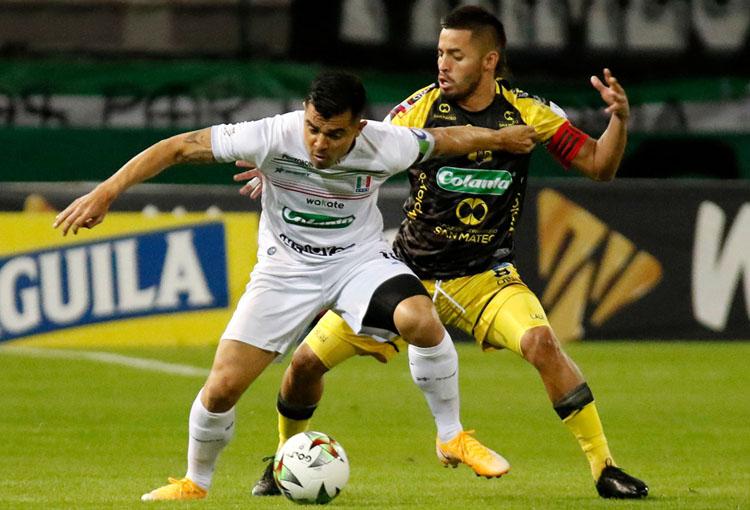 Liga BetPlay 2021-II, Once Caldas, Alianza Petrolera