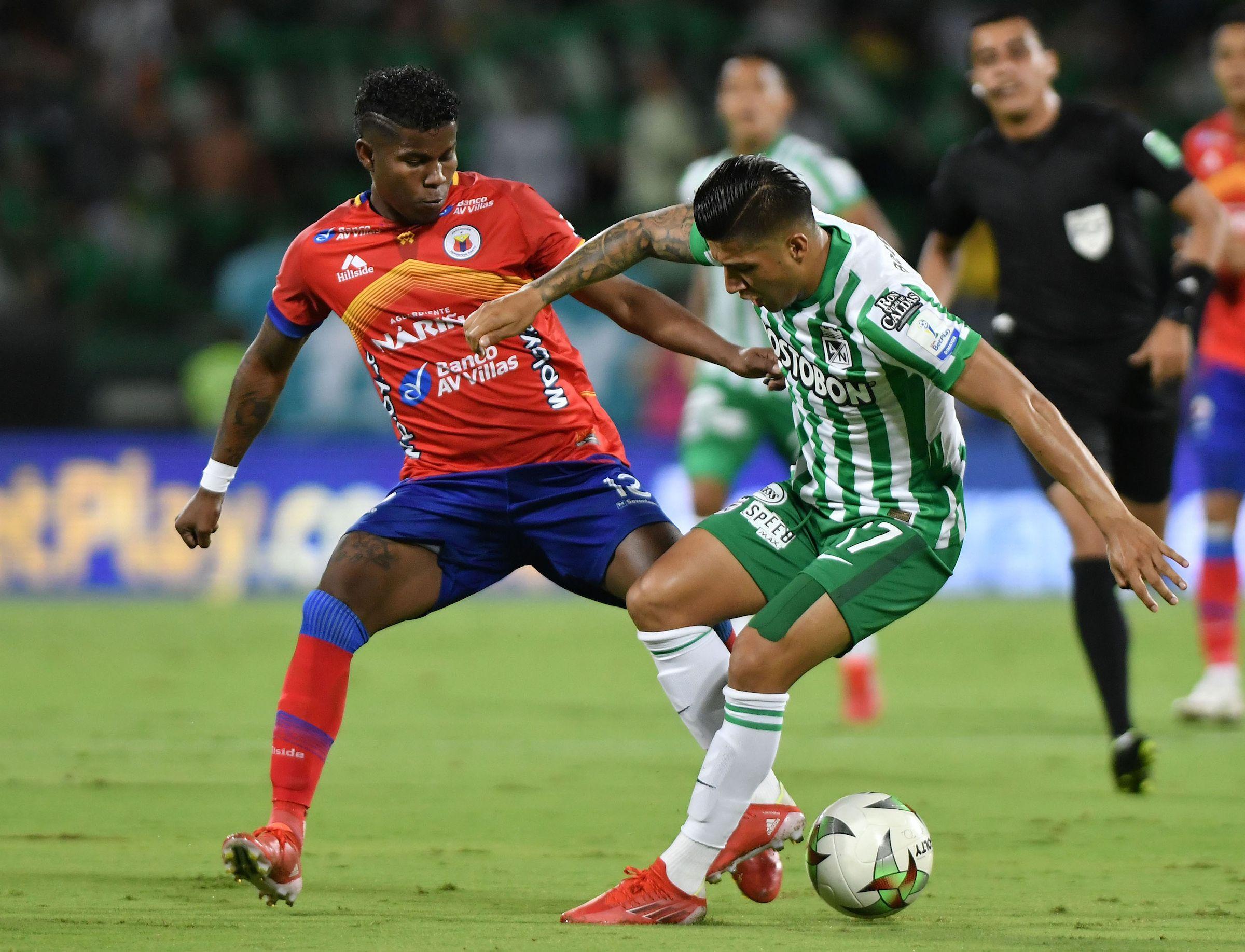 Atlético Nacional vs. Deportivo Pasto: resumen, goles y resultado