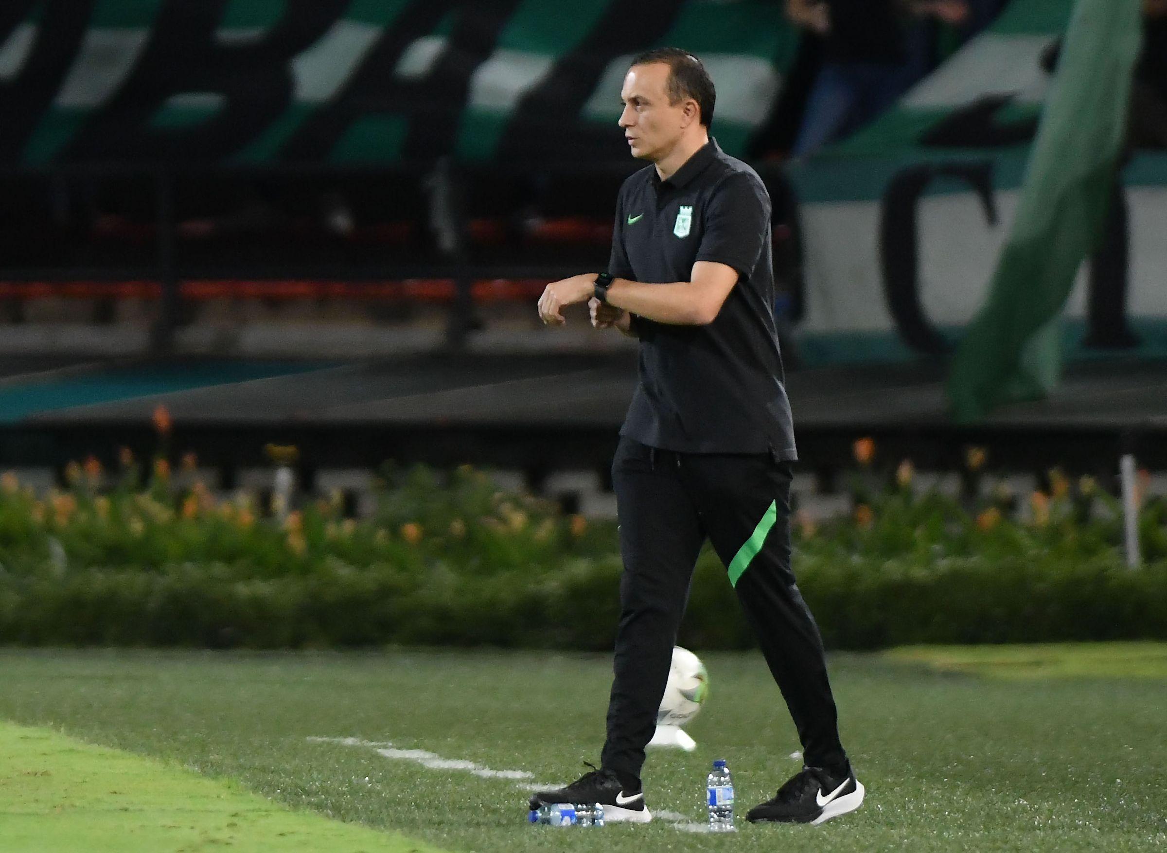 """Alejandro Restrepo: """"Los rivales nos analizan, nos estudian para competirnos"""""""