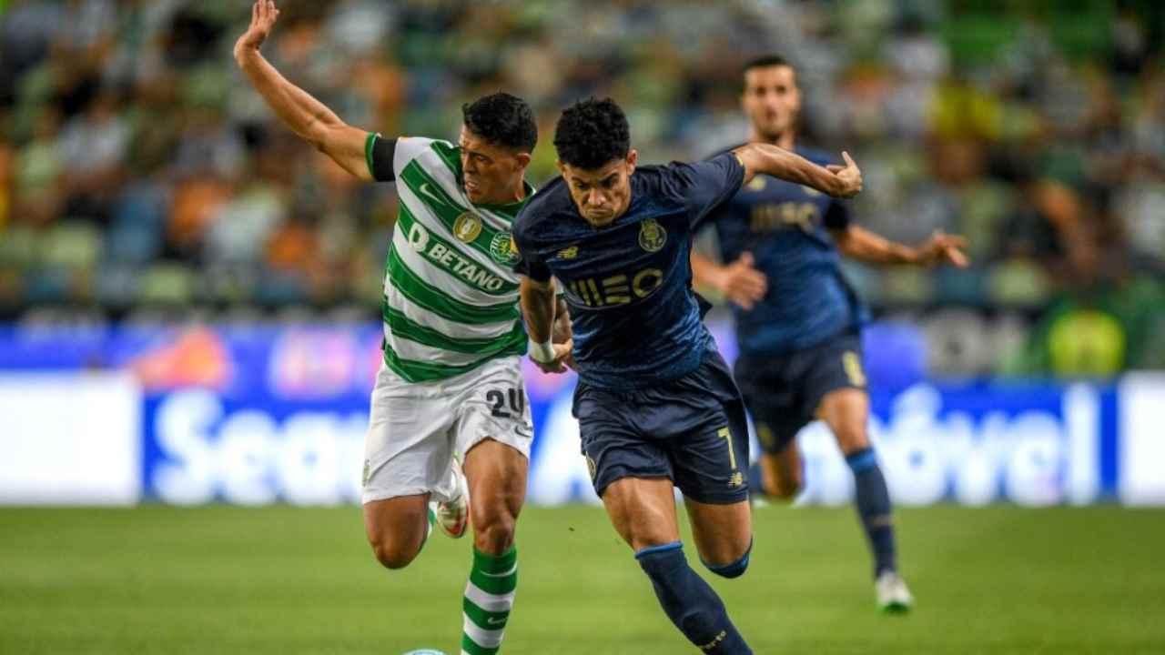 No lo para nadie golazo de Luis Díaz en su regreso a Porto