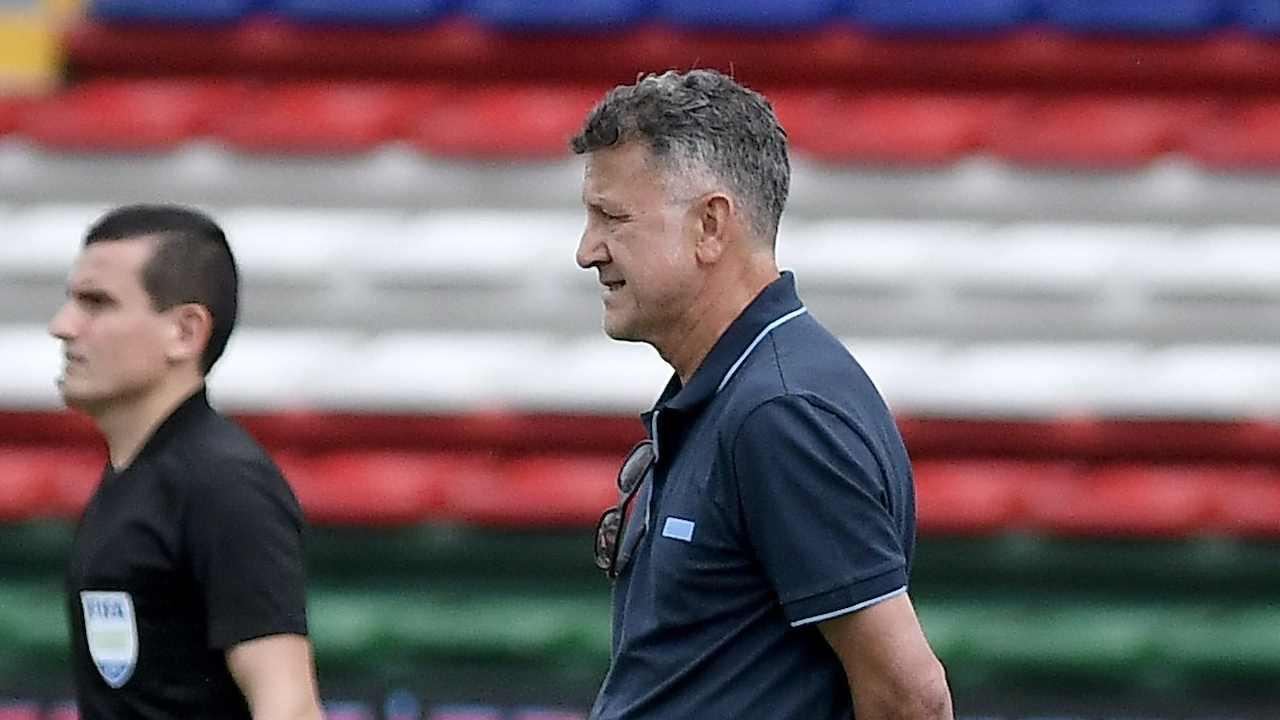 Osorio Tenemos una idea de juego que vamos a defender
