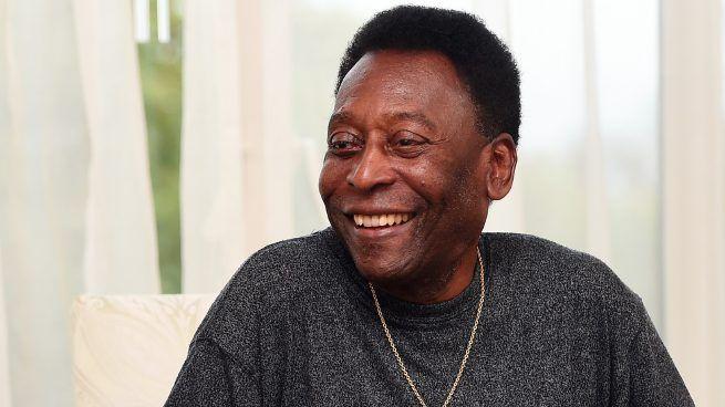Según prensa brasileña: Pelé fue hospitalizado de nuevo